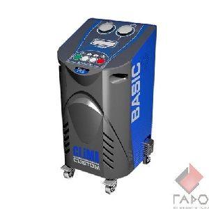 Установка для заправки кондиционеров автомат SPIN CUSTOM CLIMA BASIC PLUS