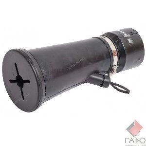 Насадка резиновая круглая, на шланг D=100 мм AN100R