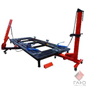 Стапель для кузовного ремонта платформенный ARS-8-2