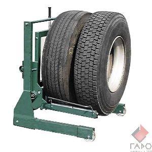 Гидравлическая тележка для снятия колес г/п 1600 кг. COMPAC WD 1600