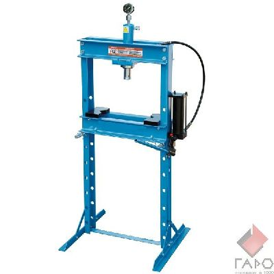 Пресс гидравлический напольный на 20 тонн ZD-07202