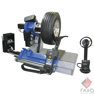 Шиномонтажный стенд для колес грузовых автомобилей тракторов и сельхозтехники до 47 (58) дюймов Giuliano S-560