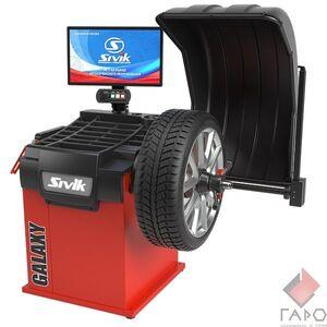 Стенд для балансировки колес автомат GALAXY PLUS СБМП-60/3D LUXE