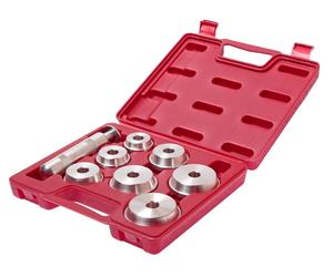 Набор инструментов для установки подшипников и сальников 8 предметов (кейс) JTC-1611