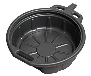 Емкость для слива масла 16л пластиковая (ванна с носиком) JTC-АМ45