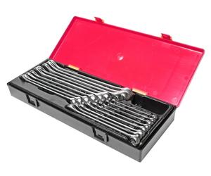 Набор ключей комбинированных 6-23мм в кейсе 17 предметов JTC-K6172