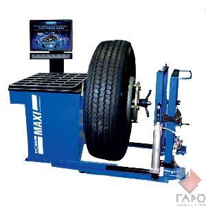 Стенд для балансировки колес универсальный СТОРМ ЛС-32 MAXI PM