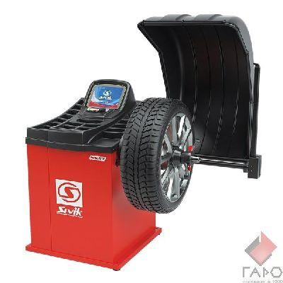 Стенд для балансировки колес СИВИК NEXT СБМП-60-XT