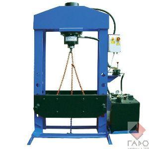 Пресс электрогидравлический напольный на 150 тонн ОМА-667