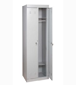Шкаф гардеробный металлический раздевальный WR-22-175-80